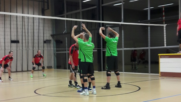 Saisonende Volleyball Aktive